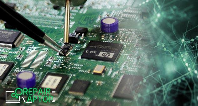 سوکت های USB - Power – sound لپ تاپ